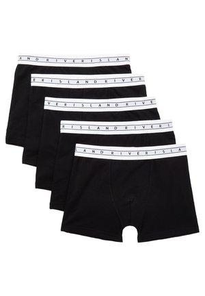 Boxer shorts - black