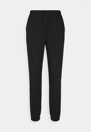 VIRUST PANT - Tracksuit bottoms - black