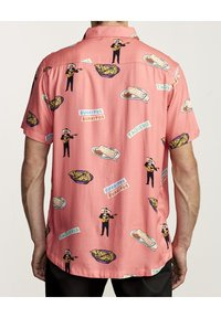 RVCA - HOT FUDGE  - Shirt - pink - 1