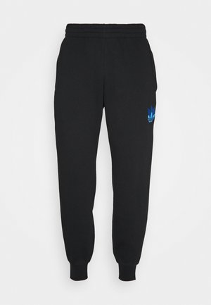 Pantalon de survêtement - black/blue