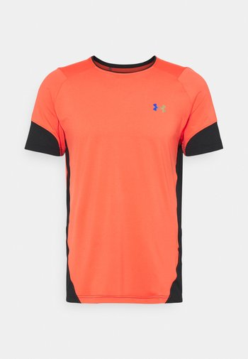 RUSH - T-shirt con stampa - red