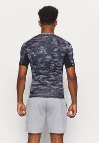 Under Armour - Print T-shirt - black - 2