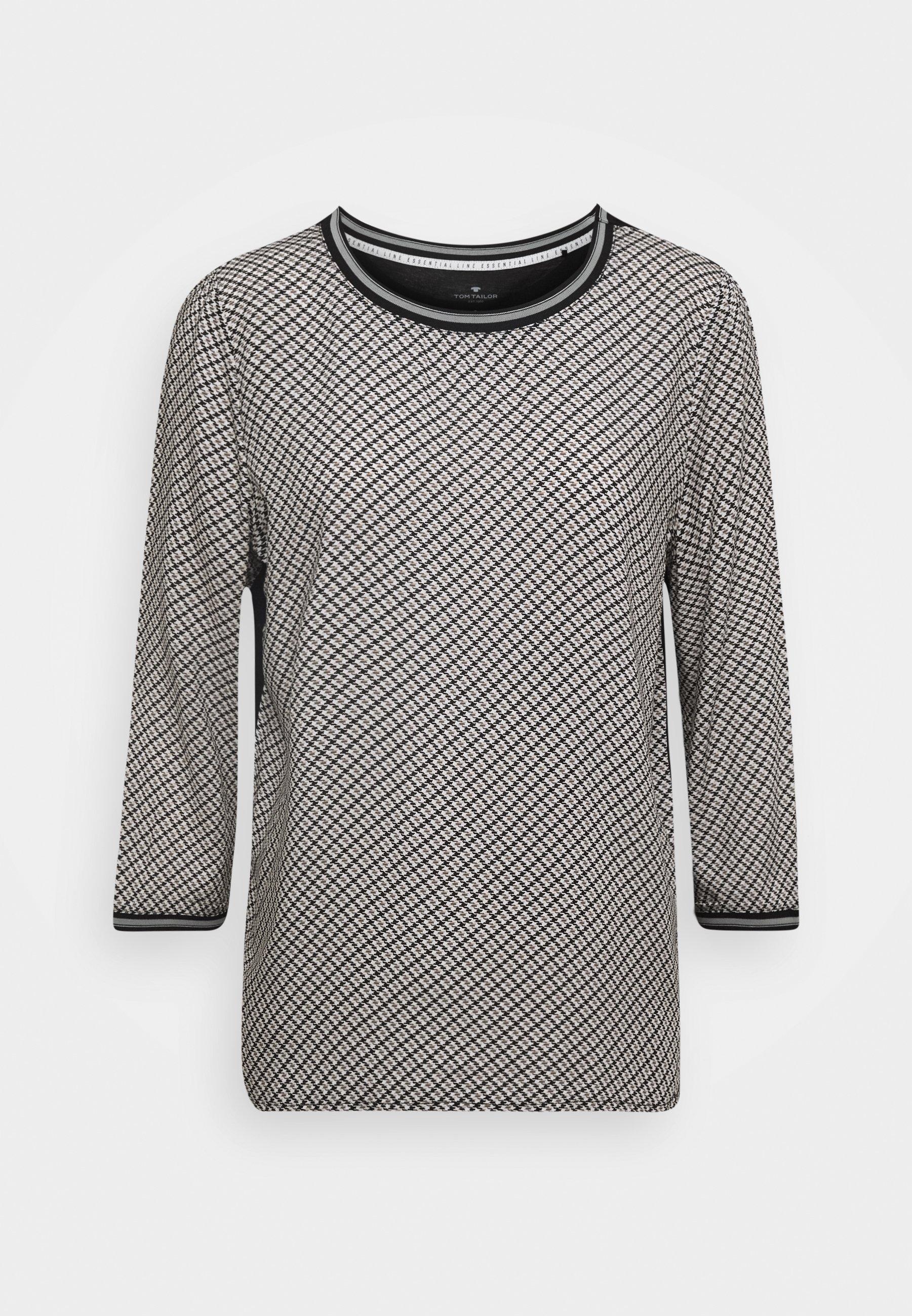 Tom Tailor Bluser - Grey/grå
