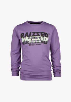 JUBA - Sweater - grey purple