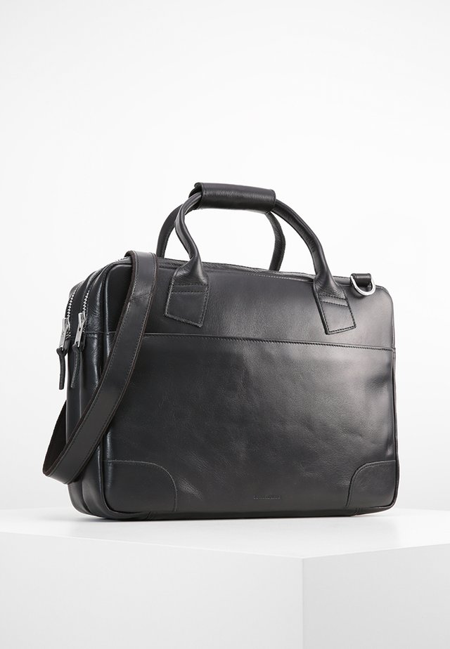 NANO BIG ZIP - Laptop bag - black