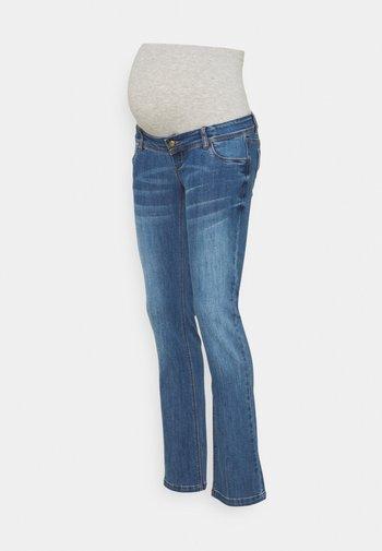 MLPAX HIGH BACK - Slim fit jeans - medium blue denim