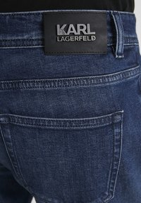 KARL LAGERFELD - Slim fit jeans - blue denim - 5