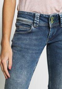 Pepe Jeans - VENUS - Slim fit jeans - stone blue denim - 3