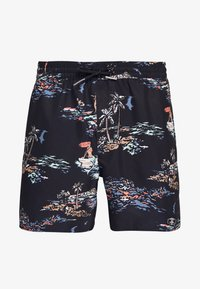 O'Neill - TROPICAL - Swimming shorts - black/blue - 2
