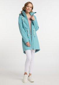 Schmuddelwedda - Short coat - rauchaqua - 1