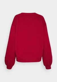 Tommy Jeans - COLLEGIATE LOGO - Sweatshirt - wine red - 1
