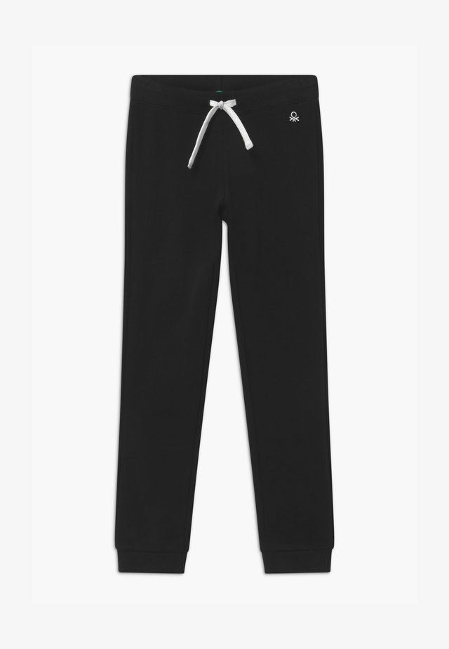 BASIC GIRL - Pantalones deportivos - black
