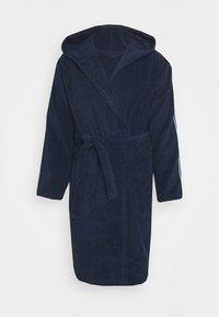 Emporio Armani - BATHROBE - Dressing gown - navy blue - 0