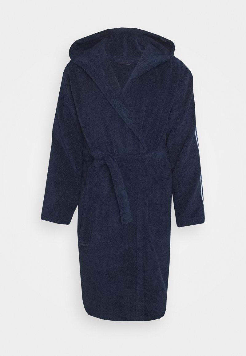 Emporio Armani - BATHROBE - Dressing gown - navy blue