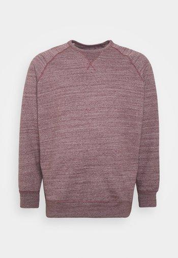 BHNEMO - Sweatshirt - wine red