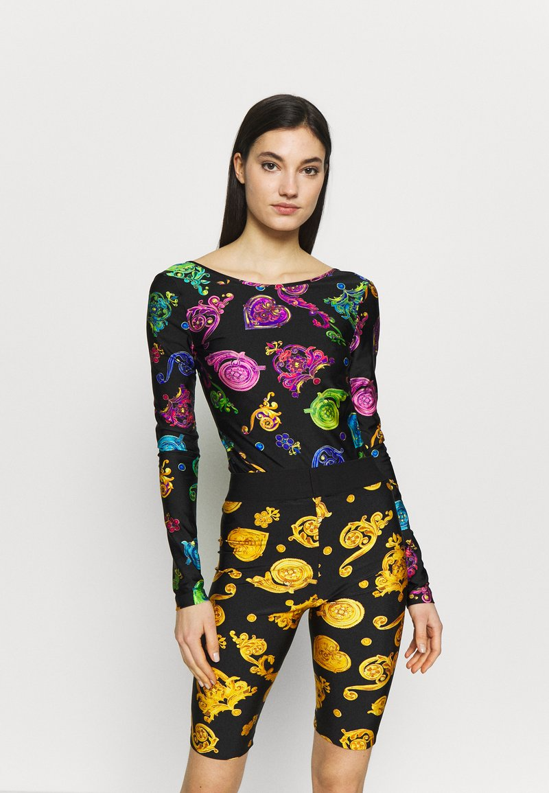 Versace Jeans Couture - Long sleeved top - multi colour