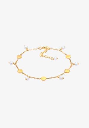 PERLEN - Rannekoru - gold