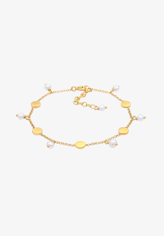 PERLEN - Armband - gold