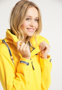 Schmuddelwedda - Outdoor jacket - gelb - 3