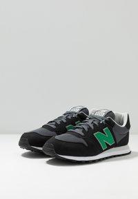 New Balance - GM500 - Sneakersy niskie - black - 2