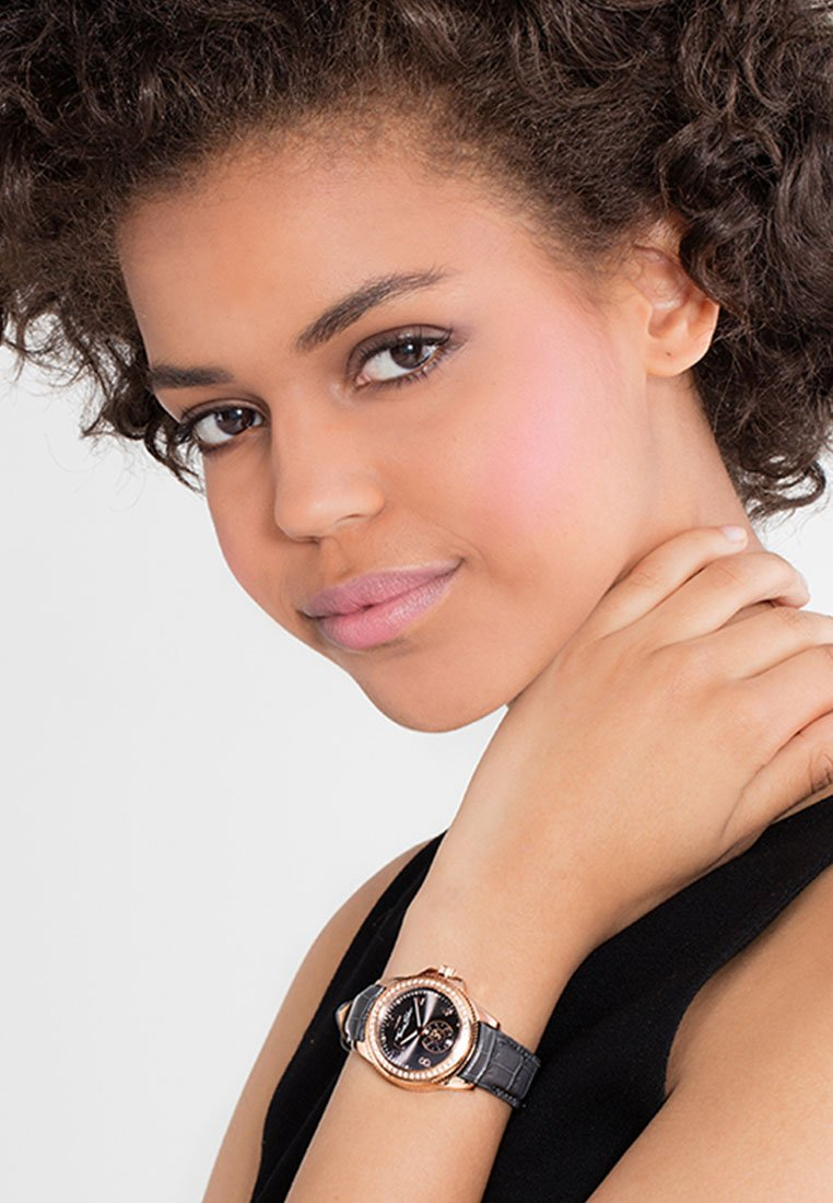 THOMAS SABO - GLAM CHIC - Watch - roségoldfarben/grau
