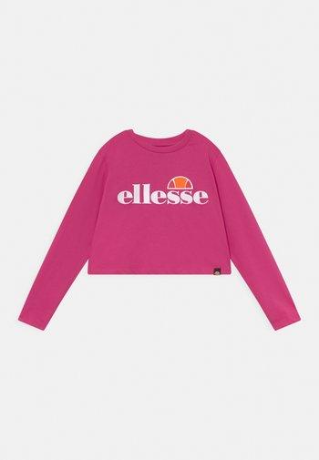 ARENO CROP - Maglietta a manica lunga - pink