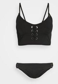 O'Neill - ENDLESS SUMMER MIX SET - Bikini - black out - 4