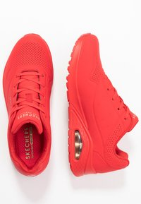 Skechers Sport - UNO - Sneakers basse - red - 1