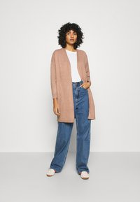 ONLY - ONLPRIME  - Cardigan - brownie - 1