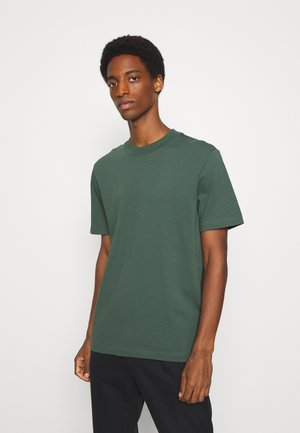 SLHRELAXCOLMAN O NECK TEE - Basic T-shirt - sycamore