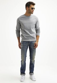 Pier One - Sweatshirt - mid grey melange - 1