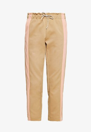 CLUB NOMADE TAPERED PANTS IN TECHNICAL QUALITY - Tracksuit bottoms - combo
