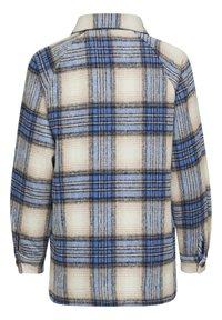 Kaffe - KATALIA  - Summer jacket - multi blue check - 5