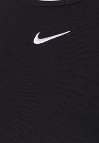 Nike Sportswear - TANK - Top - black/white - 5