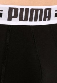 Puma - BASIC 2 PACK - Culotte - black - 3