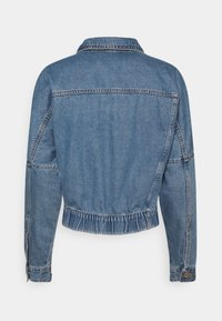 ONLY - ONLRAVE LIFE JACKET - Denim jacket - medium blue denim - 1