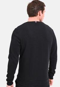 le coq sportif - ESS - Sweater - black - 2