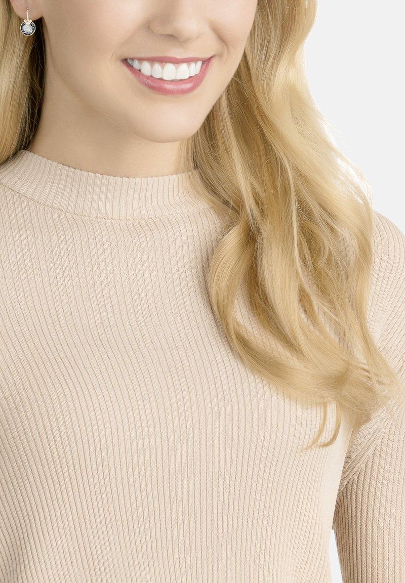 Swarovski - BELLA - Earrings - gray