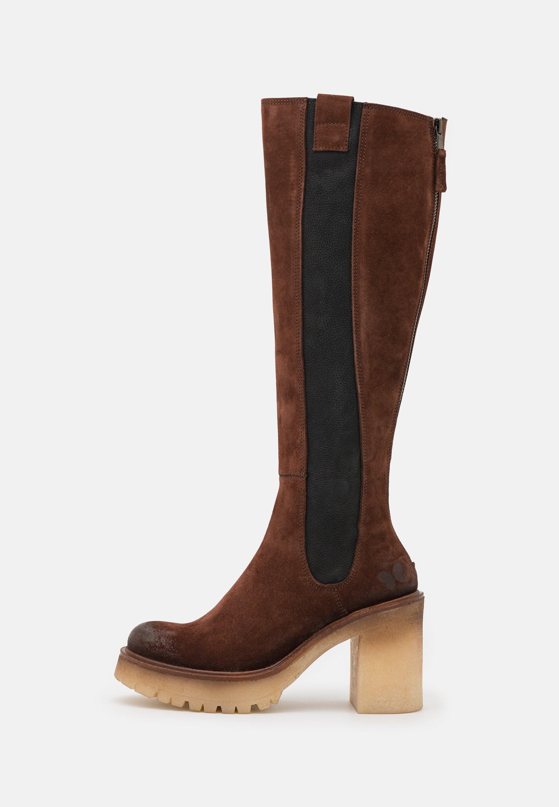 Women COMBI - Platform boots