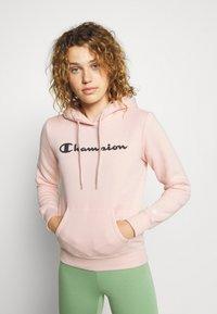 Champion - HOODED  - Sweatshirt - pink - 0