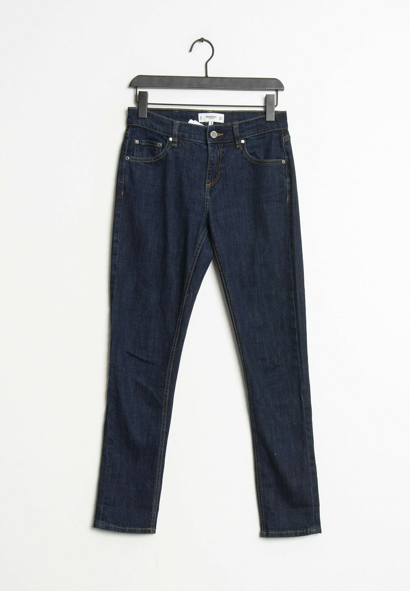 Mango - Slim fit jeans - blue