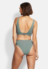Seafolly - ACTIVE - Bikini bottoms - olive leaf - 2