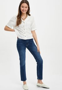 DeFacto - Relaxed fit jeans - blue - 1