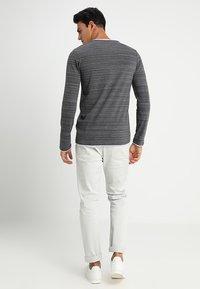 Esprit - T-shirt à manches longues - black - 2