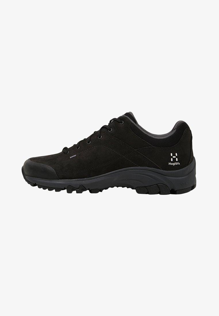 Haglöfs - RIDGE GT MEN - Hiking shoes - true black