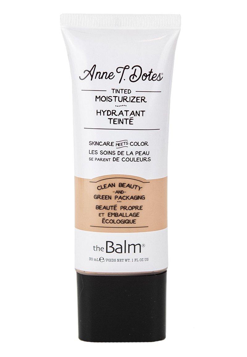 the Balm - ANNE T. DOTE TINTED MOISTURIZER - Hydratant teinté - 18 light medium
