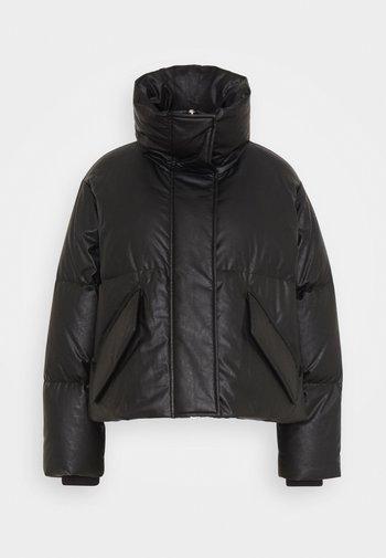 SPORTSJACKET - Down jacket - black