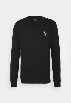 BASIS CREW  - Sweater - black