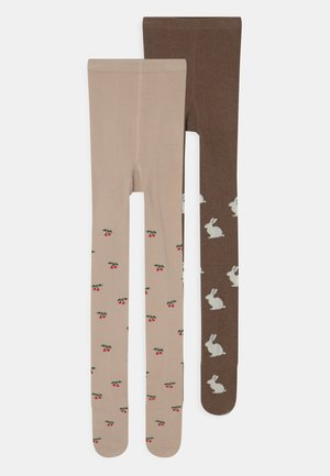 STOCKINGS 2 PACK UNISEX - Tights - multi-coloured