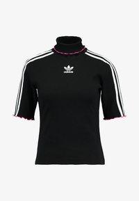 adidas Originals - TEE - T-shirt imprimé - black - 3